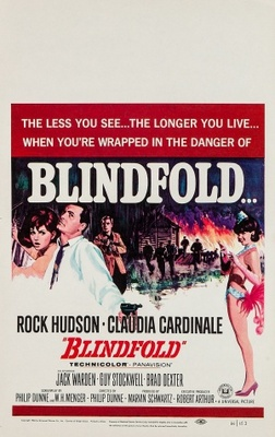 Blindfold movie poster (1965) poster MOV_a1655137