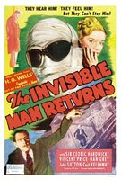 The Invisible Man Returns movie poster (1940) picture MOV_a16bb1cd