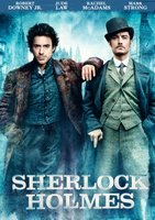 Sherlock Holmes movie poster (2009) picture MOV_a16e2a45