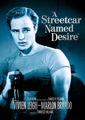 A Streetcar Named Desire movie poster (1951) poster MOV_a16ed516