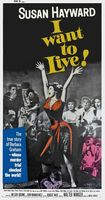 I Want to Live! movie poster (1958) picture MOV_a178d664