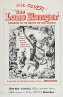 The Lone Ranger movie poster (1956) picture MOV_a17cc0bc