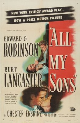 All My Sons movie poster (1948) poster MOV_a17fc82c
