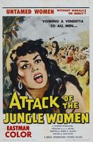 Attack of the Jungle Women movie poster (1959) picture MOV_a1920033