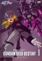 Kidô senshi Gundam Seed Destiny movie poster (2004) picture MOV_a1981d33