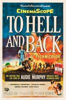 To Hell and Back movie poster (1955) picture MOV_a1983343