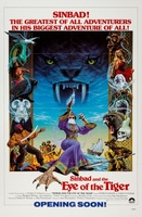 Sinbad and the Eye of the Tiger movie poster (1977) picture MOV_a1a4f7bf