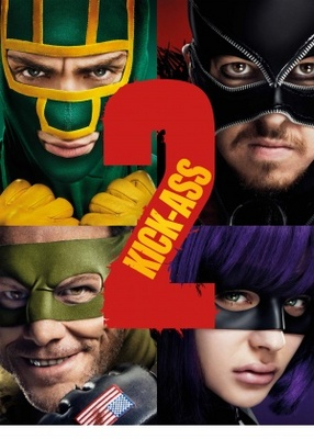 Kick-Ass 2 movie poster (2013) poster MOV_a1a712b6