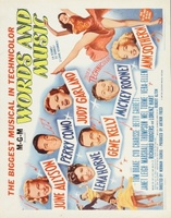 Words and Music movie poster (1948) picture MOV_a1a74cc1