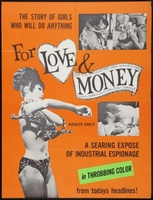 For Love and Money movie poster (1967) picture MOV_a1a9fb13