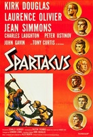Spartacus movie poster (1960) picture MOV_a1aa660e