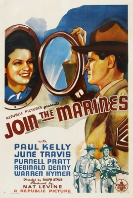 Join the Marines movie poster (1937) poster MOV_a1abdc98