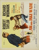 The Law and Jake Wade movie poster (1958) picture MOV_a1b1d83b
