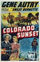 Colorado Sunset movie poster (1939) picture MOV_a1b59c3f
