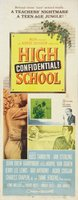 High School Confidential! movie poster (1958) picture MOV_a1b627cd