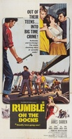 Rumble on the Docks movie poster (1956) picture MOV_754b94e5