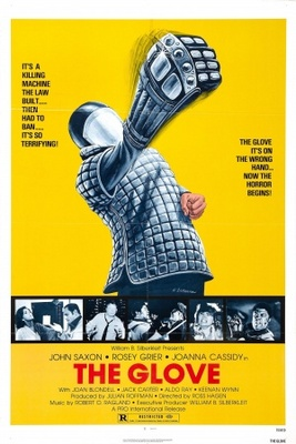 The Glove movie poster (1979) poster MOV_a1bc278c