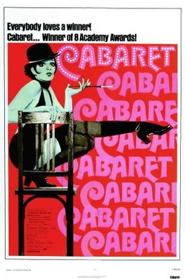 Cabaret movie poster (1972) poster MOV_a1c068e4