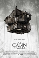 The Cabin in the Woods movie poster (2010) picture MOV_a1c0b24f