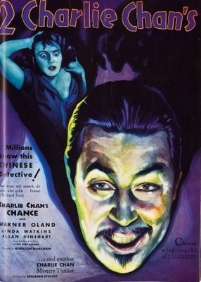 Charlie Chan's Chance movie poster (1932) poster MOV_a1c23ec0