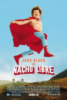 Nacho Libre movie poster (2006) poster MOV_a1c3e659