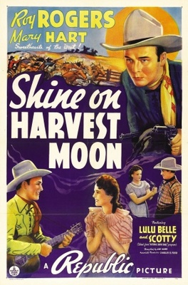 Shine On, Harvest Moon movie poster (1938) poster MOV_a1c601d8