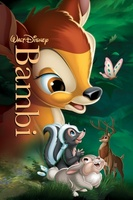 Bambi movie poster (1942) picture MOV_a1c92e36