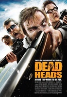 DeadHeads movie poster (2011) picture MOV_a1ca2429