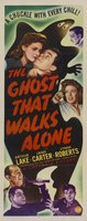 The Ghost That Walks Alone movie poster (1944) picture MOV_a1cca777