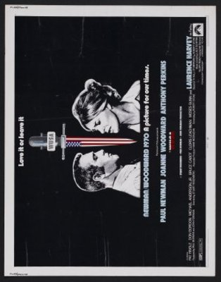 WUSA movie poster (1970) poster MOV_a1ce6f56