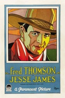 Jesse James movie poster (1927) picture MOV_1b82b464