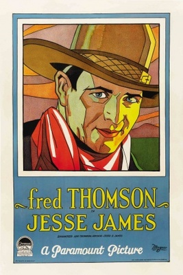 Jesse James movie poster (1927) poster MOV_a1d33af4