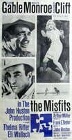 The Misfits movie poster (1961) picture MOV_a1d38cfd
