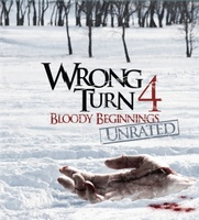 Wrong Turn 4 movie poster (2011) picture MOV_1fcd19f6