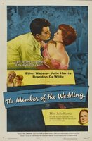 The Member of the Wedding movie poster (1952) picture MOV_a1db1f1d