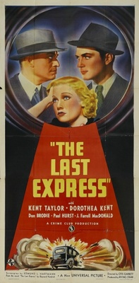 The Last Express movie poster (1938) poster MOV_a1dda383