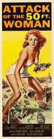 Attack of the 50 Foot Woman movie poster (1958) picture MOV_a1de8c8a