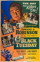 Black Tuesday movie poster (1954) picture MOV_a1e41b3a