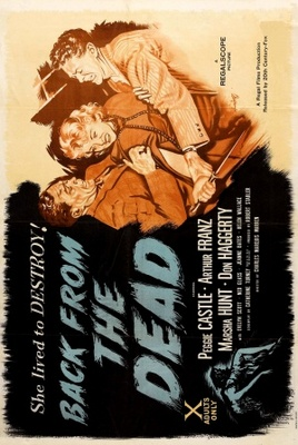 Back from the Dead movie poster (1957) poster MOV_a1f14524