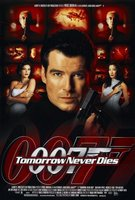Tomorrow Never Dies movie poster (1997) picture MOV_d4595422