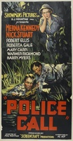 Police Call movie poster (1933) picture MOV_a2073111
