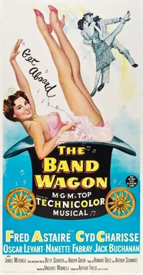 The Band Wagon movie poster (1953) poster MOV_a20e728e