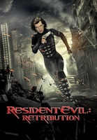 Resident Evil: Retribution movie poster (2012) picture MOV_a211cc18