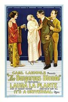 The Dangerous Blonde movie poster (1924) picture MOV_a2139679