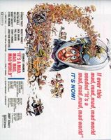It's a Mad Mad Mad Mad World movie poster (1963) picture MOV_a219c2ff