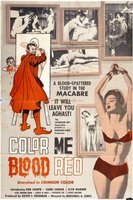 Color Me Blood Red movie poster (1965) picture MOV_a221d308