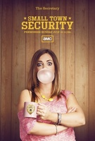 Small Town Security movie poster (2012) picture MOV_a229506e