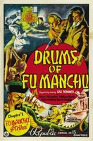 Drums of Fu Manchu movie poster (1940) picture MOV_a22ac855
