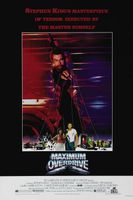 Maximum Overdrive movie poster (1986) picture MOV_a22e5613