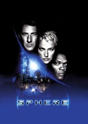 Sphere movie poster (1998) poster MOV_a232e34b